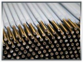 Электроды для сварки и наплавки цветных металлов